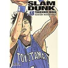 Slam Dunk Kanzenban 18