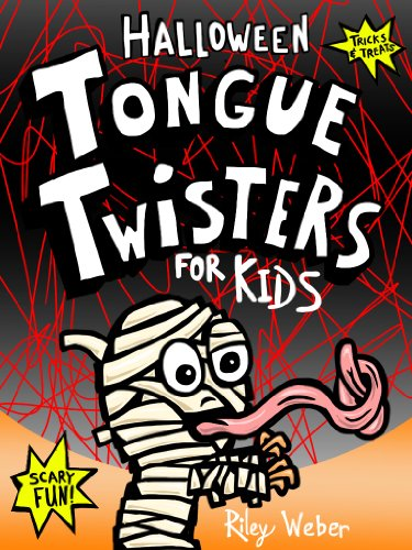 (Halloween Tongue Twisters for Kids (English Edition))