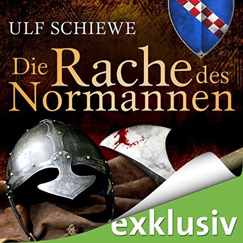 Buchseite und Rezensionen zu 'Die Rache des Normannen' von Ulf Schiewe