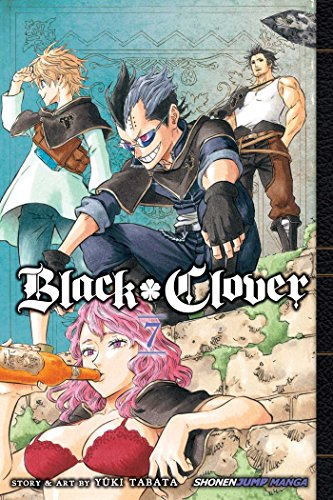 Black Clover, Vol. 7 por Yuki Tabata