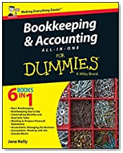 Bookkeeping & Accounting All-in-One For Dummies