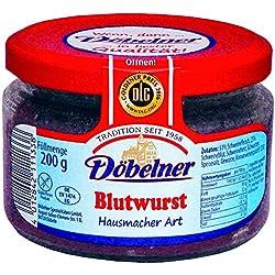 Blutwurst Hausmacher-Art - 1 x 200 g