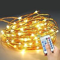 33 piedi Luci Stringa Decorative a LED