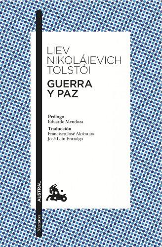Guerra y paz (Narrativa) por Liev N. Tolstói