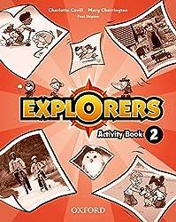 Explorers 2: Activity Book