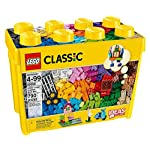 LEGO Classic Scatola di Mattoni creativi Grande–Gioco di Costruzioni, Multicolore, 4Anno (S), 790Pezzo (S), Ragazzo/Ragazza, 99Anno (S), 6cm LEGO