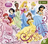 Disney Princess 2011 Calendar