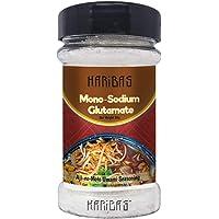 HARIBAS Mono Sodium Glutamate MSG 80G (Aji-no-Moto Umami Seasoning) Ajinomoto Chinese Salt, Mix-Taste Enhancer…