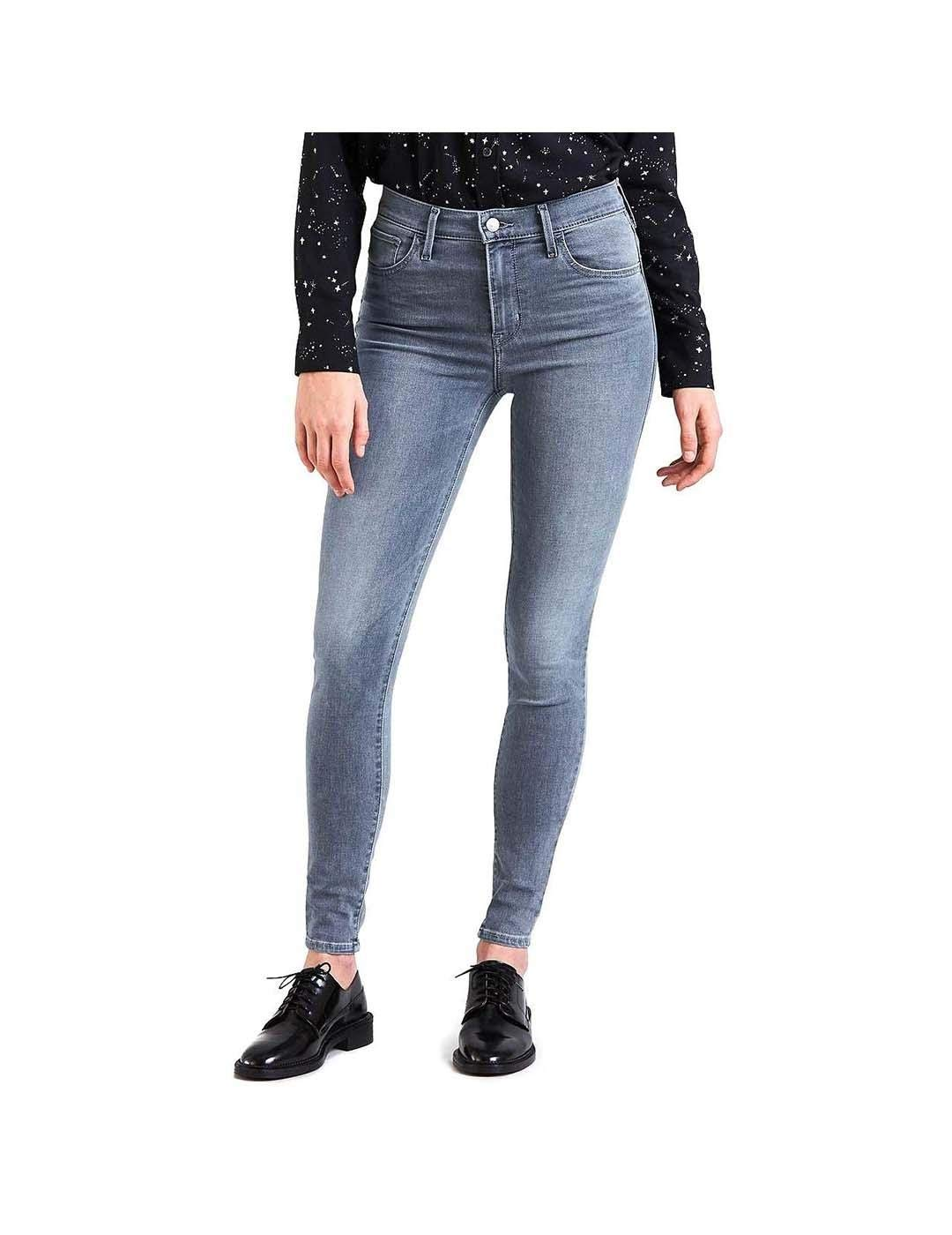 Levi's 720 High Rise Super Skinny Jeans para Mujer