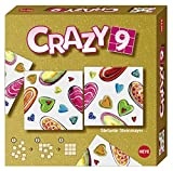 Heye 28505 Crazy9 Hearts, Stefanie Steinmayer, Legespiel