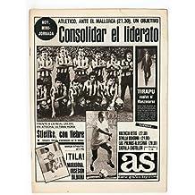 AS DIARIO DEPORTIVO 4967. Atletico–Mallorca Consolidar El Liderato. 24 Sept, 1983. As. Atletico–Mallorca Consolidar El Liderato. 24 Sept, 1983