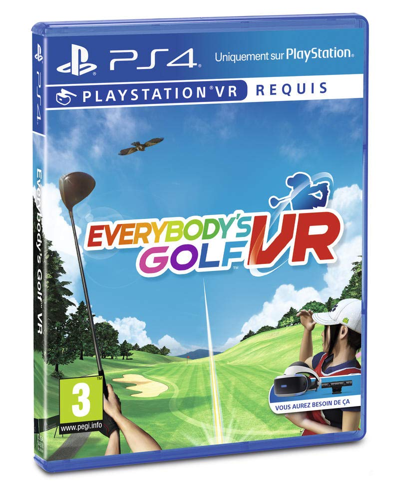 Everybody's Golf PS VR