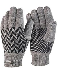 Result Winter Essentials - Pattern Thinsulate Glove Thermo Winter Handschuhe
