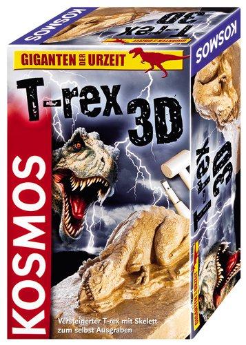Kosmos 630041 - Ausgrabungsset T-Rex 3-D