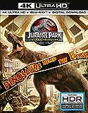 Blu-ray6 - Jurassic Park Trilogy - (4K UHD) (6 BLU-RAY)