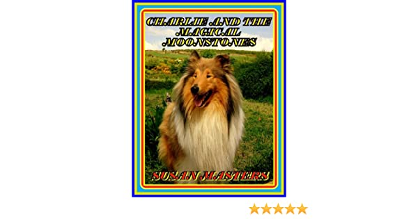 CHARLIE AND THE MAGICAL MOONSTONES: A Heart-Warming Tale of Collies, Kids and Three Little Wishes