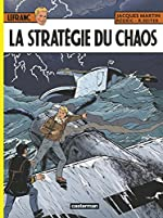 Lefranc, Tome 29 - La stratégie du chaos de Frédéric Régric