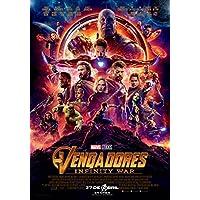 Vengadores Infinity War - Edición Metálica
