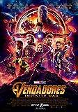 Vengadores Infinity War - Edición Metálica (2D+3D) [Blu-ray]