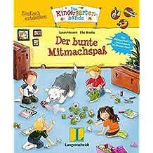 Der bunte Mitmachspaß: Englisch entdecken - Die Kindergartenbande