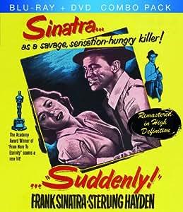 Suddenly [Blu-ray] [1954] [US Import]