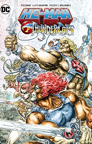 He Man Thundercats TP (He-Man and the Masters of the Universe) por Dan Abnett