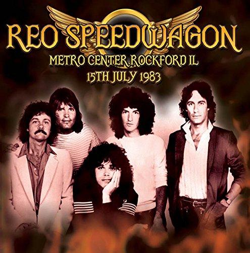 Metro Center, Rockford IL 15-07-83 (Live FM Radio Concert In Superb Fidelity - Remastered)