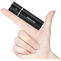 POWERADD Slim2 Mini Powerbank 5000mAh - Caricabatterie portatile con output di 2.1A - Tecnologia di Rilevamento…