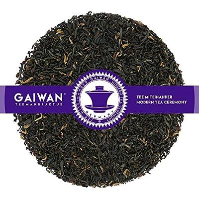 """N° 1310: Thé noir """"Assam Balijan TGFBOP"""" - feuilles de thé - GAIWAN® GERMANY - thé noir de l'Inde"""
