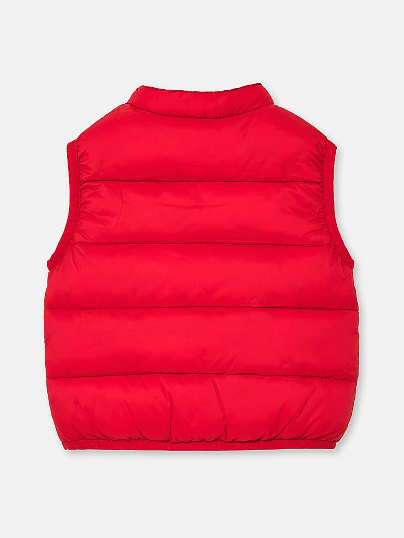 Mayoral, Chaleco para bebé niño - 1466, Rojo 2