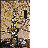Produkt-Bild: Fußmatte DER LEBENSBAUM 75x120 cm - (SLD1316 75X120)