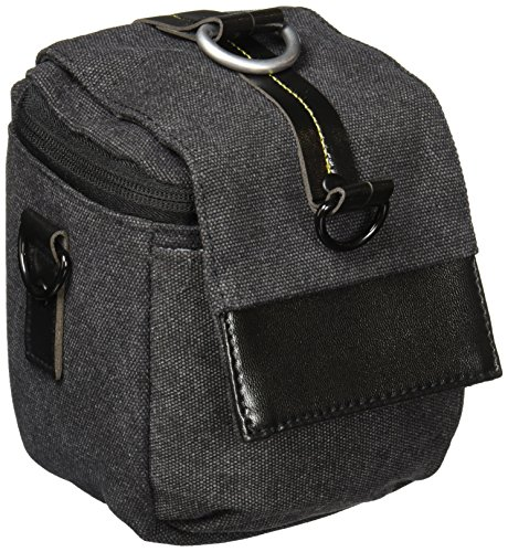 MegaGear Ultra Light Camera Case Bag Black for Canon SX50 HS, Canon Powershot SX520 HS, Sx510 HS, Sx500, Nikon 1 S1, Nikon 1 J3, Canon PowerShot SX400 IS, Nikon P7800, Nikon L820, L830, Panasonic FZ200, Sony H200, Sony nex-3n, Sony Nex-5R, Sony A5000, Sony A5100 with 18-55 Lens, Fuji s8200