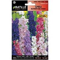 Semillas de Flores - Espuela Delphinium doble variada - Batlle