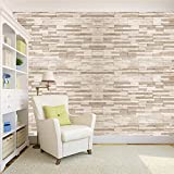 #2: 100yellow 3D texture Wallpaper Pattern (Self Adhesive) Peel and Stick Waterproof HD Wallpaper For Home Wall, Living/Drawing room, Cafe & restaurant - 26.7 SqFt