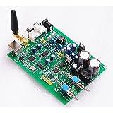 Q-BAIHE HIFI decodificador sin pérdidas WM8740 + PCM2706USB placa del decodificador Bluetooth DAC