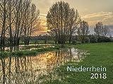 Niederrhein 2018 Wandkalender 40 x 30 cm Spiralbindung -