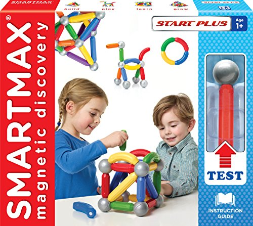 SmartMax Magnetic Discovery ~ Start Plus ~ 30 piece set ~ Age: 1+