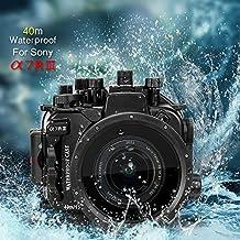 Per Sony A7/A7R III 39,6m/40m Sea Frogs subacquea fotocamera subacquea custodia impermeabile