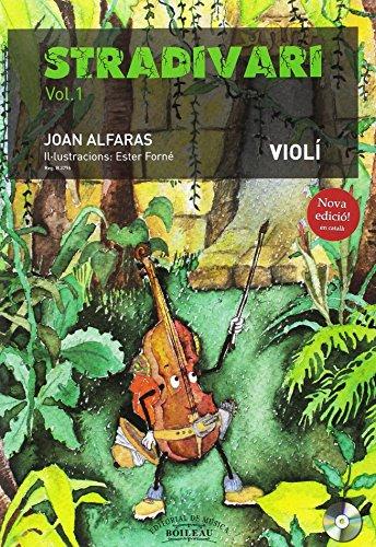 Stradivari vol. 1 - Violí (català) - B.3796 por Joan ALFARAS