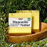 Savion Haarseife natur Haarwaschseife 85g