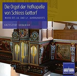 Die Orgel der Hofkapelle von Schloss Gottorf