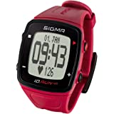 Sigma Sport ID HR Reloj Deportivo, Unisex adulto, Rojo, Única