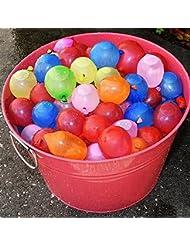 Bazaar 111pcs globos acuáticos mágicos agua de globos inflable luchan contra globos del partido de globos