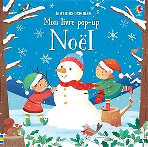 Mon livre pop-up Noël