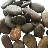 Dekosteine Flusssteine 1 kg