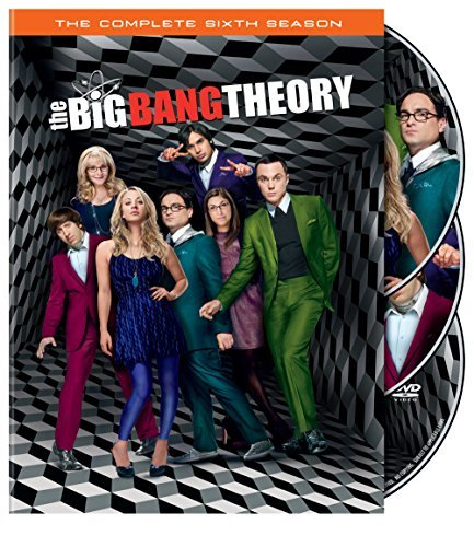 The Big Bang Theory: Season 6 by Johnny Galecki - Dvd Bang Theory