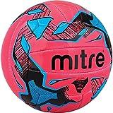 Mitre Malmo Training Football, Multi-Colour, Size 4