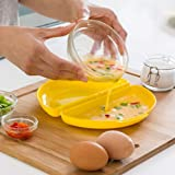 Moldes de silicona para escalfar huevos,Molde de Anillo de ...