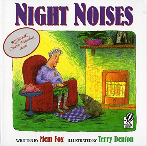 Night Noises (Voyager Book) por Mem Fox