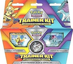 Pokmon Trainer Kit #9 (Deutsch)* Nach dem großen Erfolg der ersten XY Trainer Kits folgt jetzt der Nachfolger dieses Einsteigerprodukts, mit Charakteren aus dem aktuellen Pokmon-Videospielhit Pokmon Tekken!* Es enthält alles, was zwei Spieler benötig...